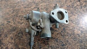 1924 1930 Mccormick deering Farmall Ensign Brass Tractor Carburetor Core