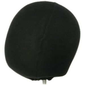 Mn 402head Black Female Fabric Egg Head Attachment For Mannequins dress Forms