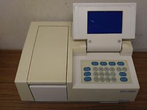 Shimadzu Uv 1201 Spectrophotometer