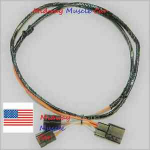Auto Trans Center Console Extension Wiring Harness 71 72 Olds Cutlass 442 F85