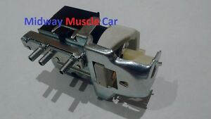 New Vacuum Hideaway Hidden Headlight Lamp Light Switch 68 69 Pontiac Gto