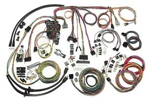 57 Chevy Wiring Kit Classic Update Wiring Harness Series 1957 Bel Air 210 150