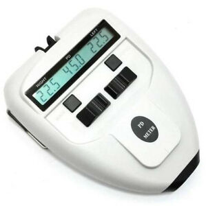 Glasses Equipment Digital Lcd Optical Pupilometer Pd Pupil Distance Meter
