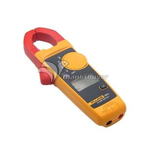 Fluke F302 302 Ac dc Volt Handheld Digital Clamp Meter Multimeter Tester