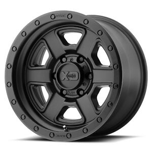 5 18 Xd Fusion Black Wheels Jeep Wrangler Jk 33 Toyo At2 Tires Package