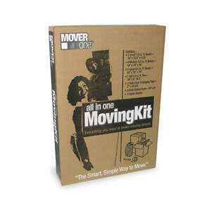Grainger Approved Corrugated Starter Moving Kit 1pka2