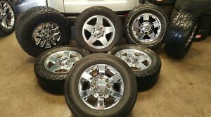 Gm Texas Edition Wheels Denali Gmc And Chevy 2500 Tire And Wheel Packages