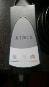 A 1281 Z Lexia 3 Pp2000 Diagnose Interface Citroen Peugeot