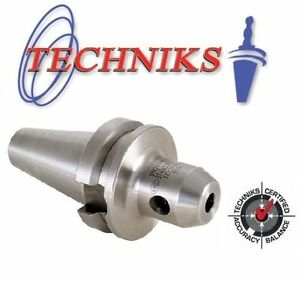 Techniks Bt30 3 8 End Mill Holder 2 36 Long At3 Ground 17130 3 8
