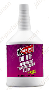 Redline D6 Atf Synthetic Automatic Transmission Fluid For Toyota And Lexus