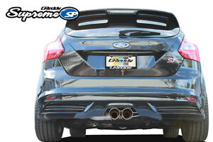 Greddy Sp 2013 2017 Ford Focus St 2 0l Turbo 2 0t Supreme Catback Exhaust System