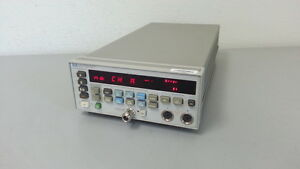 Hp agilent 438a Power Meter