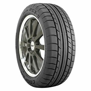 New Cooper Zeon Rs3 s Summer Performance Tire 325 30r19 325 30 19 3253019