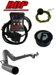 Efi Live Autocal Egr Delete Bdp Tuner 04 5 07 Lly Lbz Duramax W plug And Exhaust