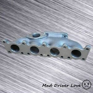 Rear Mount T3 Cast Iron Turbo Manifold For Audi Tt A4 1 8l Engine
