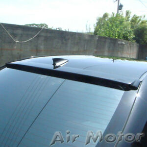 Painted Color For Corolla Toyota Altis Rear Roof Spoiler Window Wing New 08 13