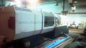330 Ton Demag Injection Molding Machine 96