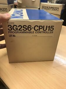 Omron Programmable Controller 3g2s6 cpu15