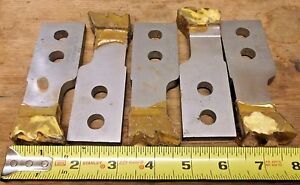 All 5 New Swinging Chisels 86 68 3 4 X 1 1 2 X 1 3 8 Doors Mortiser Wood Work
