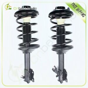 2 Front Strut W Spring For 1995 1996 1997 1998 1999 Nissan Maxima Infiniti I30