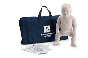 Prestan Light Skin Infant Cpr aed Training Manikin With Monitor Pp im 100m