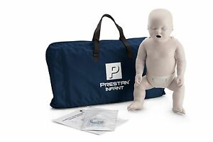Prestan Infant Cpr Manikin Light Skin Cpr Aed Training Mannequin Pp cm 100