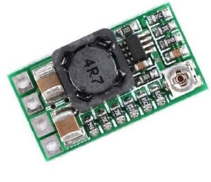 50pcs Mini Dc dc 12 24v To 5v 3a Step Down Module Converter 97 5 Output Voltage