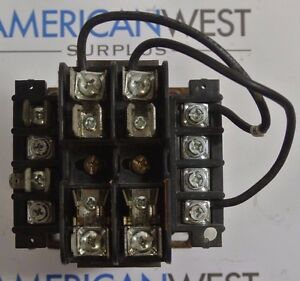 Impervitran B075mbt713rk Control Transformer Used