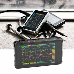 Ds203 Portable Lcd 4 channel Digital Oscilloscope Usb Interface 8mhz 72msa s