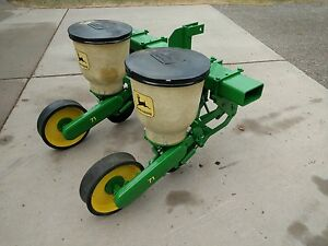 John Deere 3 Point 2 Row 71 Flex Corn Planter Sweet Corn Planter Food Plots
