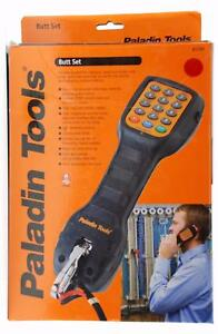Paladin Tools Greenlee Pa1780 Paladin Portable Butt Set Device Tester Used z101