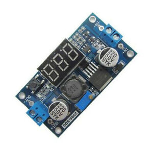 Lm2596s Dc dc Adjustable Step Down With Digital Display Buck