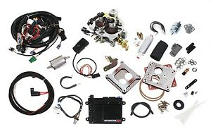 Holley 550 200 Fuel Injection Throttle Body Injection Kit