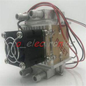 Ks111 Semiconductor Refrigeration Peltier Cooling Air Conditioner Water cooled