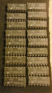Static Dynamic Flash Memory Modules New Old Stock No Pulls
