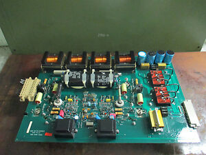 Agie Hps 01 A 613760 8 High Power Supply Pcb For Agiepuls Mm Wire Edm Control_