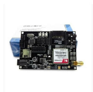Gsm Gprs Sim900 Module Development Board Gboard Integrated Learning Board