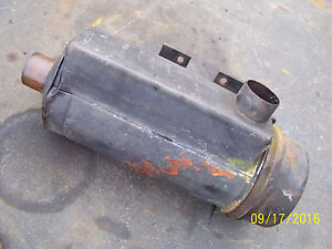 Vintage Oliver Super 88 Gas Tractor air Cleaner Assembly 1949