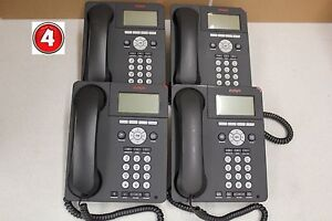 Avaya 9620 Ip Voip Business Office Phone 1632 06 3190 With Stand lot Of 4