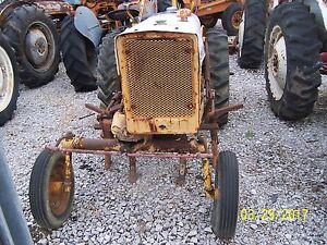 International Farmall Cub Tractor cultivator plow And Mowing Machine
