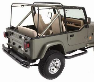 1987 1995 Jeep Wrangler Yj Soft Top Complete Replacement Hardware And Frame Kit