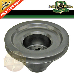 734627m1 New Crankshaft Pulley For Massey Ferguson 35 50 135 150 230 235 245