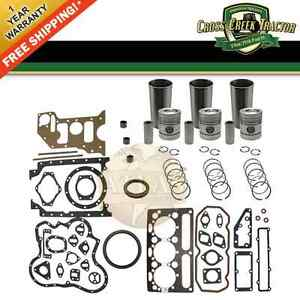 Eokmfad3152b Massey Ferguson Tractors Engine Overhaul Kit 135 150 20 2135 230