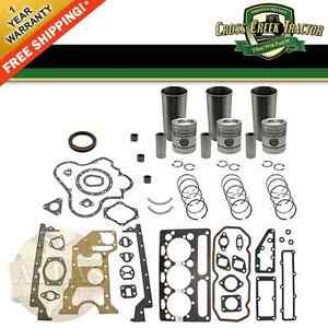 Eokmfad3152a Massey Ferguson Tractor Engine Overhaul Kit 135 150 20 2135 230