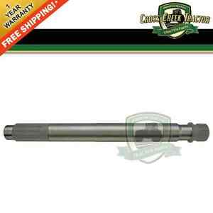 E0nn7017ha New Ford Tractor Input Drive Shaft Hollow 5610 6610 7610