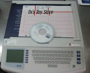 Welch Allyn Interpretive Ecg Cp 10