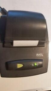 Posx Xr200 Dot Matrix Receipt Printer W Power Supply