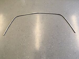 1974 1976 Chevrolet Impala Caprice 2 Dr Glasshouse Rear Window Trim Donk 1975