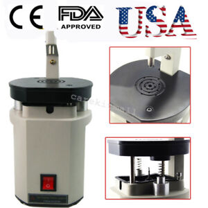 Us Stock 7800rpm Dental Lab Laser Pindex Drill Machine Pin System Powerful Motor