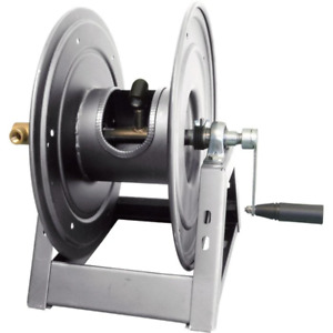 General Pump Dhra50150 150 X 3 8 5000 Psi High Pressure Washer Steel Hose Reel